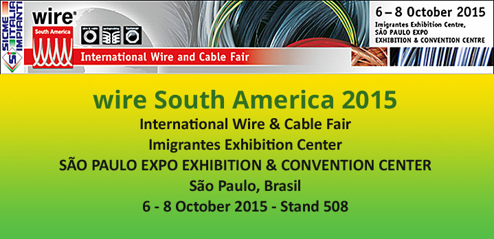 WIRE Southamerica 2015